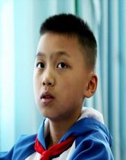 余文宇(蒙古族)——品学兼优的好学生!